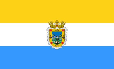 Bandera Palos de la Frontera
