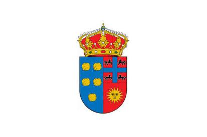 Bandera Pedroso de la Armuña, El