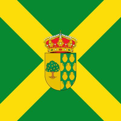 Bandera Peralejos de Abajo