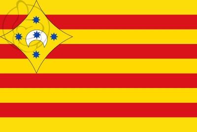 Bandera Comarca del Aranda
