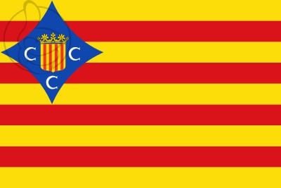 Bandera Comunidad de Calatayud