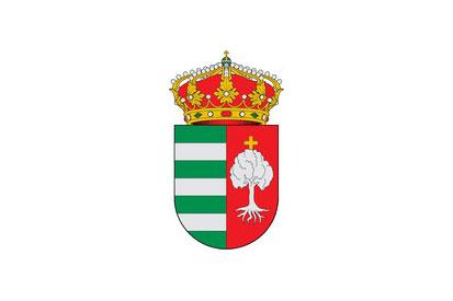 Bandera Veguillas, Las