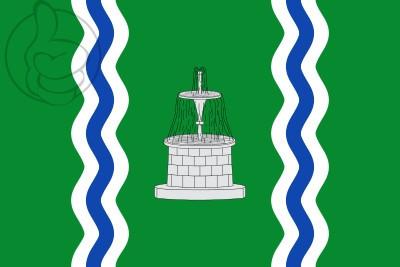 Bandera Alfamén