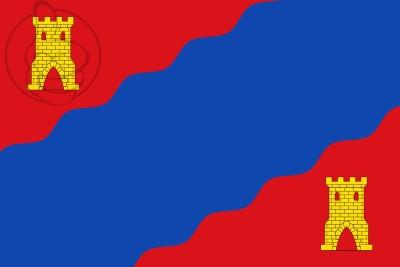 Bandera Alhama de Aragón