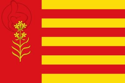 Bandera Azuara