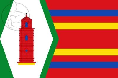 Bandera Campillo de Aragón