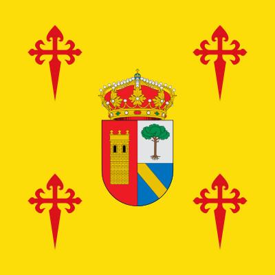 Bandera Navas de Oro