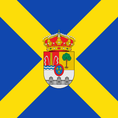 Bandera Real Sitio de San Ildefonso