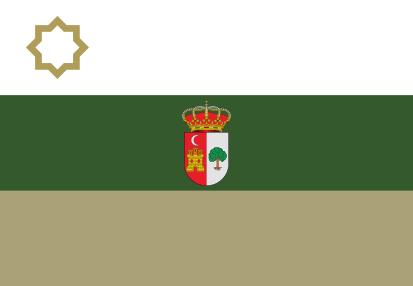 Bandera Puebla de Cazalla, La