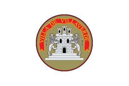 Bandera Villaverde del Río