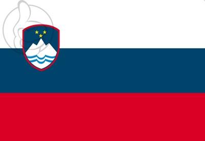 Bandera Slovenia