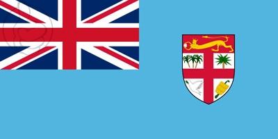 Bandera Fidji
