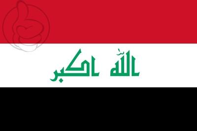 Bandera Irak