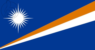 Bandera Marshall Islands