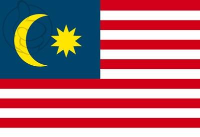 Bandera Malaisie