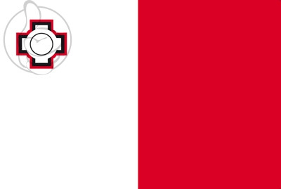 Bandera Malte
