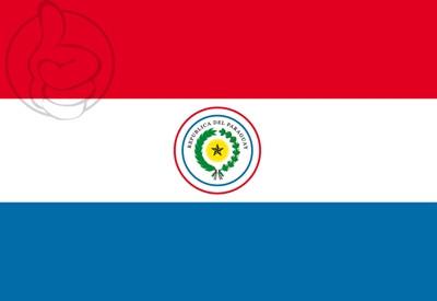 Bandera Paraguay