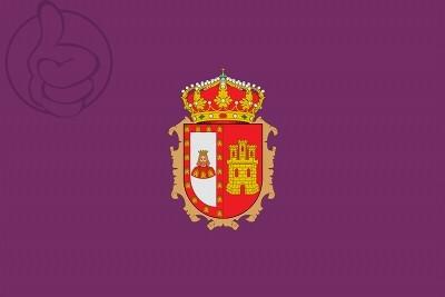 Bandera Provincia de Burgos
