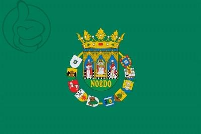 Bandera Provincia de Sevilla