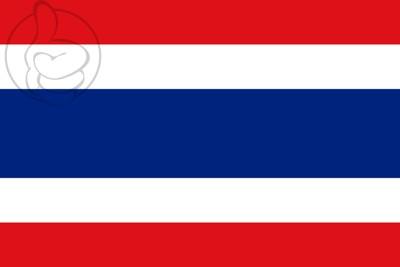 Bandera Thailand