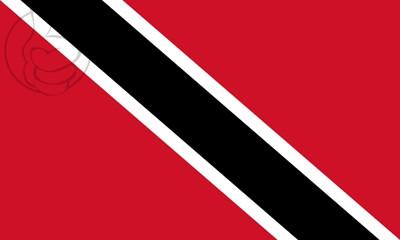Bandera Trinidad & Tobago