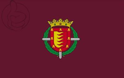 Bandera Valladolid