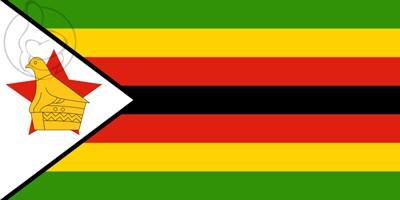 Bandera Zimbabwe