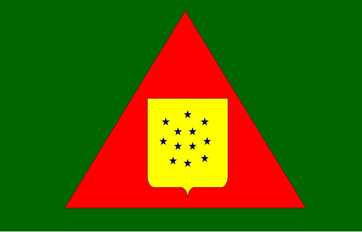 Bandera de Bambuí