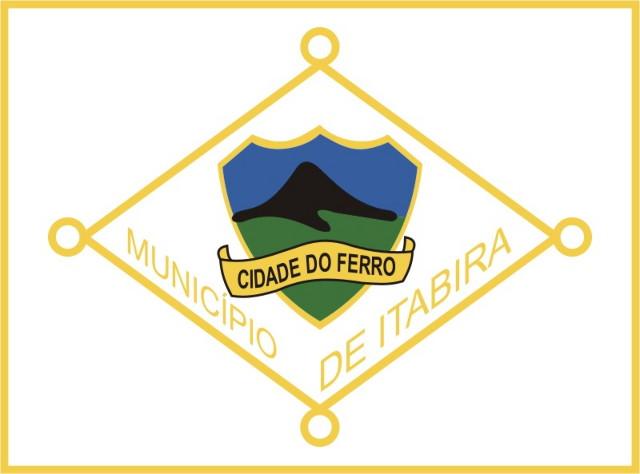 Bandera de Itabira