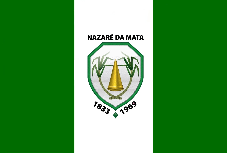 Bandiera di Nazaré da Mata
