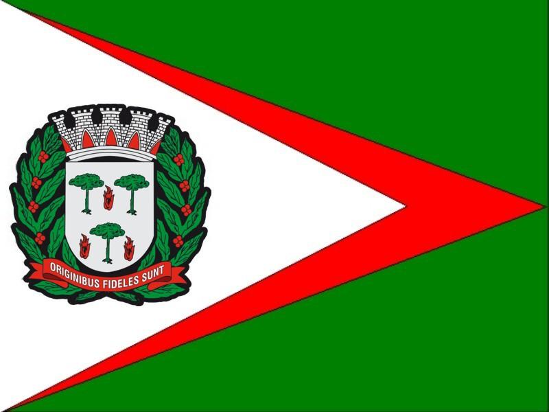 Bandera Espírito Santo do Pinhal