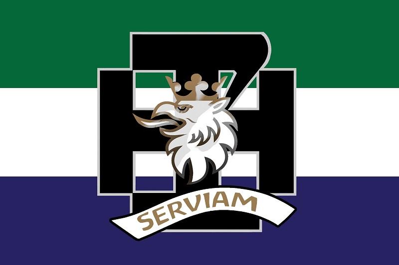 Bandera de Asociación Resistencia Cristiana