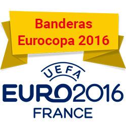 Banderas para la Eurocopa