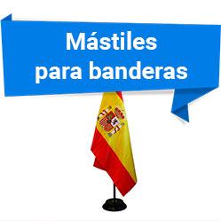 M�stiles para banderas