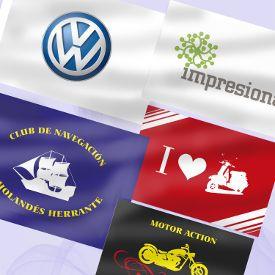 Banderas banderas personalizadas