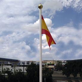 Mástiles para banderas