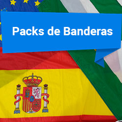 Paquetes de banderas