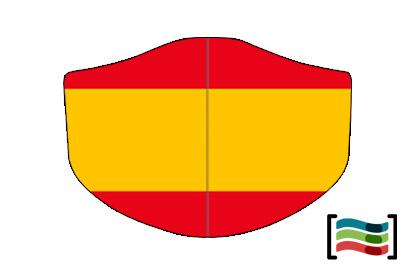 Mascarilla de España