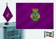 Tovaglia ricamata Bandiera di Cadice