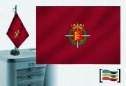 Bandiera della tovaglia ricamata di Valladolid