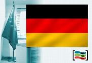 Bandeira da Alemanha para despacho