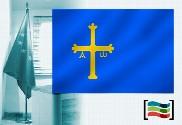 Bandera de Asturias para despacho