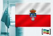 Flag of Cantabria for office