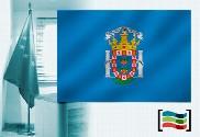 Bandera de Melilla para despacho