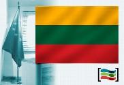 Bandera de Lituania para despacho