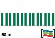 Bandeirolas de plástico Andaluzia 50m