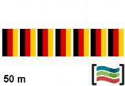 Banderines Alemania 50m de plástico
