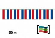 Banderines de plástico Holanda 50m