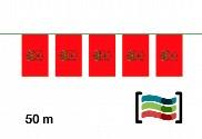 Banderines Navarra 50m de plástico