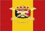 Bandera de mochila GACAPAC VI